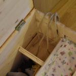 Ein Schacht für Babybrei-Gläschen